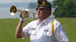 Bugler Serves Those You Have Served