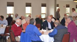 Honor Guard Luncheon in St. Albans, Vermont