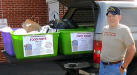 Veterans' Food Drive