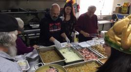 Thanksgiving in Seward Alaska
