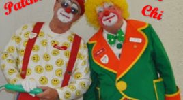 Huntsville American Legion Members Clown Around