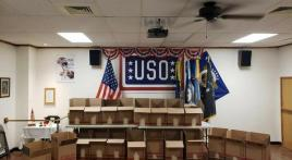 Helping over the holidays - American Legion Post 101 & Snake River Bros (SRB)