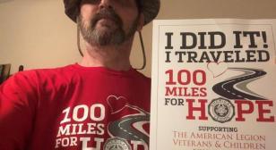 101(st HHC ABD DIV AASLT) Miles for Hope - twice