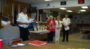 Four Chaplains Ceremony Post 284