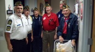 Oranges To Veterans
