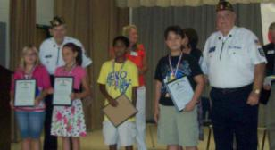 Greenway Elementary Honors Day