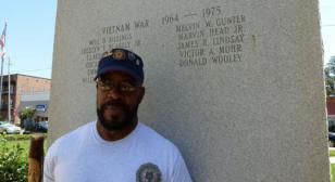 Men who keep us safe: Veteran Ronald Alexander Jefferson