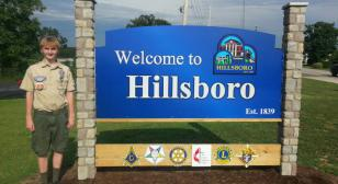 Welcome to Hillsboro, Mo.
