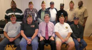 Shirley-Holloway Post 131 Reaching Out to At Risk Veterans
