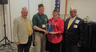 Post 19 earns American Legion state media awards