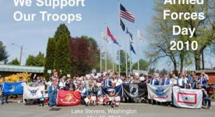 Armed Forces Day 2010