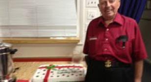 WWII Veteran's 96th Birthday!