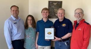 Jefferson Barracks POW-MIA Museum presents inaugural youth award