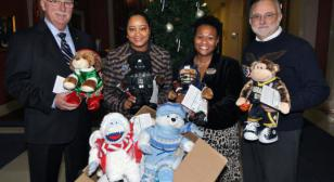 Build-a-Bears aim to build morale