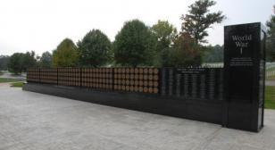 World War I Court of Honor Memorial Dedicated - St. Louis, MO