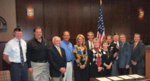 American Legion Post 318 - Anderson Township, Cincinnati OH - Community Convenant