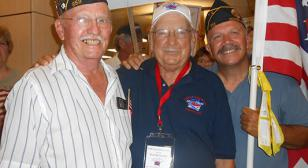 Honor Flight welcomed home