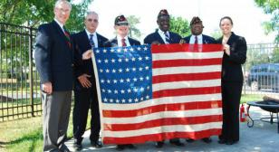 2nd District and Virginia Beach Post 110 Sponsor Flag Day Ceremony