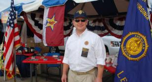 American Legion Post 110 at 2012 NAS Oceana Air Show.