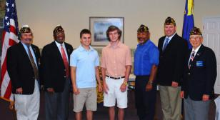 Virginia Boys State delegates give after-action reports