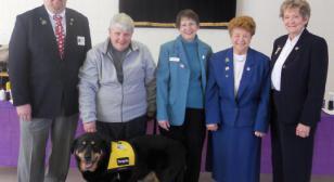 EDNVP Visits Rhode Island