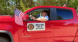 """""""The Flag Guy"""""""