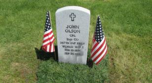 John Olson Post 18 Lockport IL Rededication Ceremony on Memorial Day