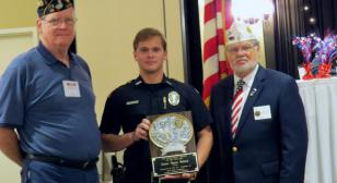 Post 19 nominee is Department Law Enforcement Officer of the Year