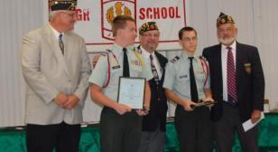 Lecanto High School JROTC Awards
