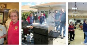 Cookout for Veterans