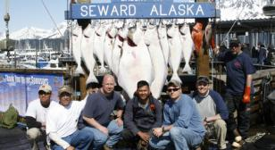 Combat Fishing, Seward Alaska!