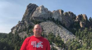 "Mount Rushmore ""Rock Faces"""