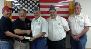 Ohio squadron raises $10,458 for OCW