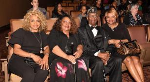 Post 828 elder receives recognition during Black History Month
