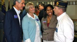 Veterans Meet With Congressional and City Council Candidates