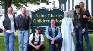 NH American Legion RidersChapter 11 - Rollinsford - Raises money for Children's Home