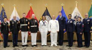 Washington State Spirit of Service Award recipients