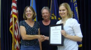 American Legion Auxiliary Unit 14 Awards Scholarship
