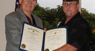 San Diego Post 731 recognizes 70-year member