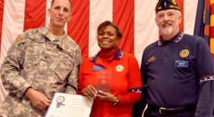 Oro Valley post, Auxiliary receive national award