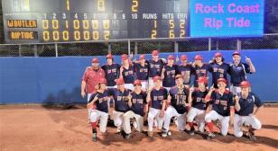 War Memorial Post 30 (Camden, Maine) joins with local Legion Baseball