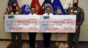 Texas Boys State alums awarded $360K in scholarships from U.S. Navy