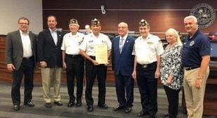 American Legion Centennial Day proclamation