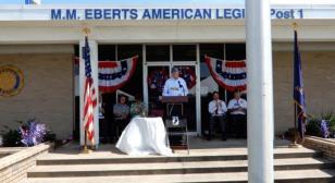 Arkansas MM Eberts Post 1 Centennial Celebration