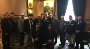 Vermont House of Representatives offers resolution for Legion's 100th anniversary
