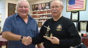 Post 24 holds 100th anniversary pistol match