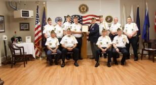 Pennsylvania American Legion Post 548 TV show promotes 100th anniversary