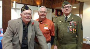 Hampstead American Legion Post 200 to host free veterans dinner