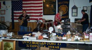 Otho Morgan Post 17 hosts Helping Hands Jam