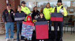 """Operation Pillows for Heroes,"" Dover (Tenn.) Legion 72 Family (more than 150 delivered)"